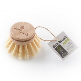 ecoLiving Wooden Dish Brush Replacement Head