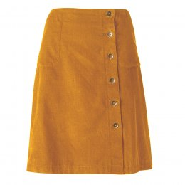 Nomads Spice Button Through Skirt