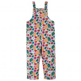 Frugi Tin Roof Lost Words Neptune Cord Dungarees