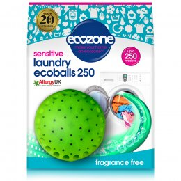 Ecozone Ecoballs 250 - Sensitive & Fragrance Free