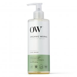 Organic Works Bergamot Hand Wash - 300ml