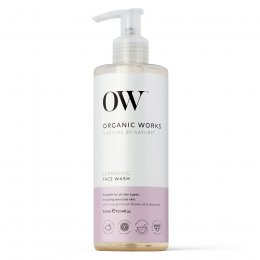 Organic Works Cleansing Face Wash - 300ml