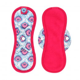 Bloom & Nora Reusable Bamboo Bloom Pad - Midi - Lush