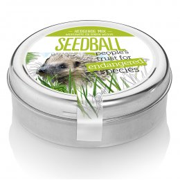 Hedgehog Mix Seedball Tin