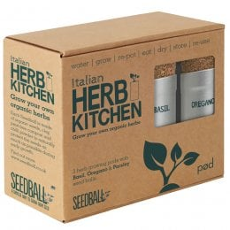Seedball Italian Herb Kitchen