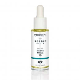 Green People Nordic Roots Marine Facial Oil - 30ml