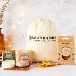 Beauty Kitchen Zero Waste Hair Care Gift Set