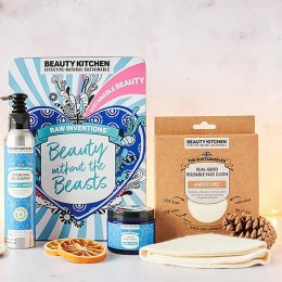 Beauty Kitchen SHP  Plastic Free Face Gift Set