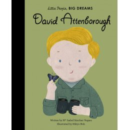 Little People, Big Dreams: David Attenborough