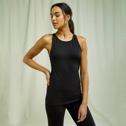People Tree Yoga Racer Back Vest