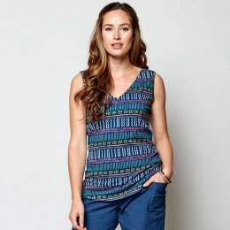 Nomads Voyage V-Neck Vest Top
