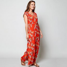 Nomads Mango Aquarelle Maxi Dress