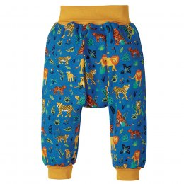 Frugi Big Cats Parsnip Pants