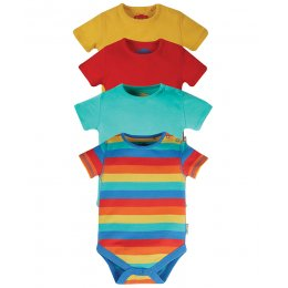 Frugi Over The Rainbow 4 Pack