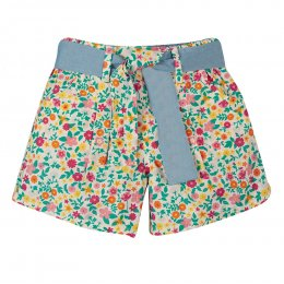 Frugi Chambray Rhea Reversible Shorts