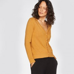 Thought Loren Cardigan - Amber