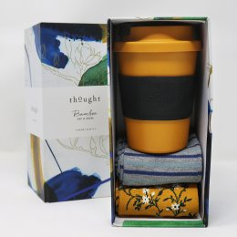 Thought Jade Reusable Cup & Socks Gift Box