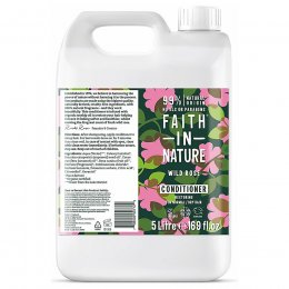 Faith in Nature Wild Rose Conditioner - 5L