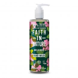 Faith in Nature Wild Rose Hand Wash - 400ml