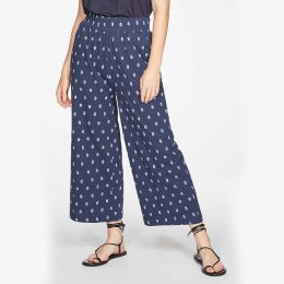 Thought Romeshka Culottes - Navy