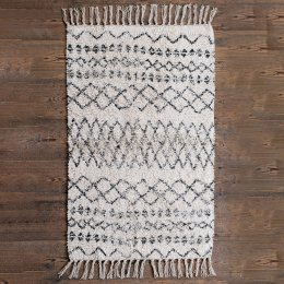Ian Snow Recycled Hygge Rug - Small