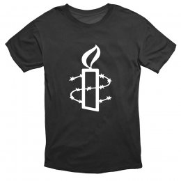 Amnesty Large Logo T-Shirt