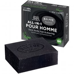 Balade en Provence All-in-One Bar for Men - 80g