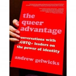 Queer Advantage Hardback Book