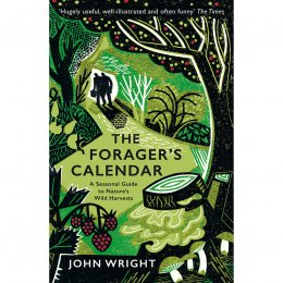 The Foragers Calendar Paperback Book