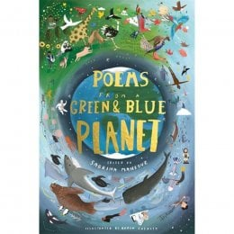 Poems From A Green And Blue Planet Hardback Book