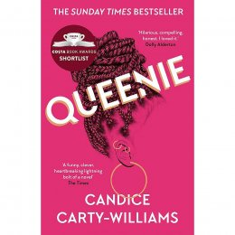 Queenie Paperback Book