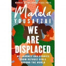 We Are Displaced Paperback Book