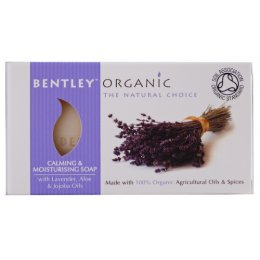 Bentley Organic Calming & Moisturising Soap - 150g