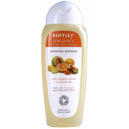 Bentley Organic Detoxifying Body Wash - 250ml