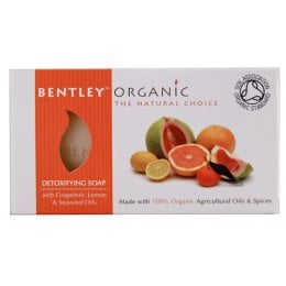 Bentley Organic Detoxifying Soap - 150g