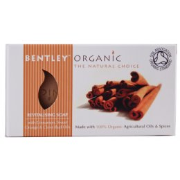 Bentley Organic Revitalising Soap - 150g