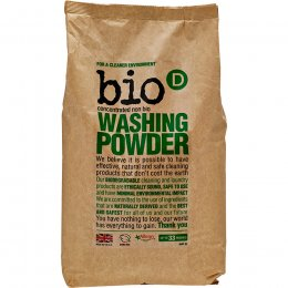 Bio D Concentrated Non-Bio Washing Powder - 2kg