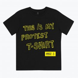Amnesty Kids Protest T-Shirt